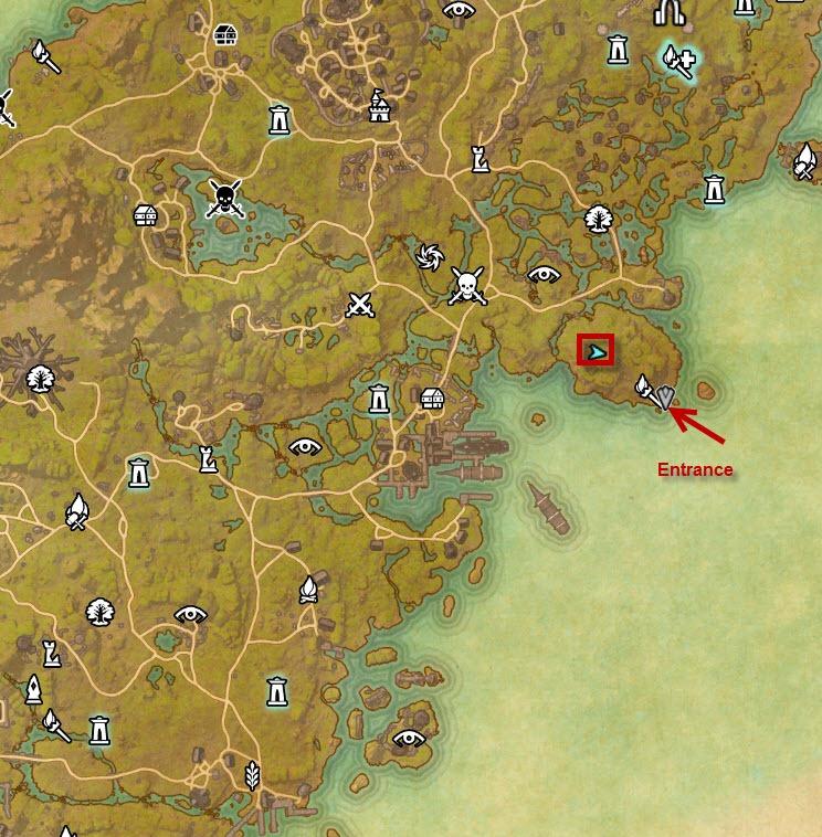 ESO Glenumbra Skyshards Guide - Dulfy