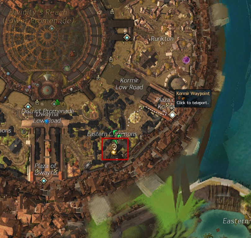 Gw2 Edge Of The Mists Living World Achievement Guide Mmo Guides Walkthroughs And News