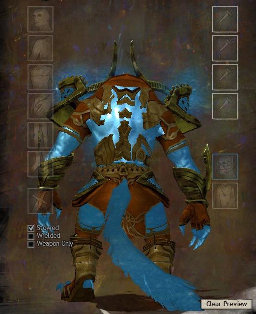GW2 Zodiac Armor skin gallery - Dulfy