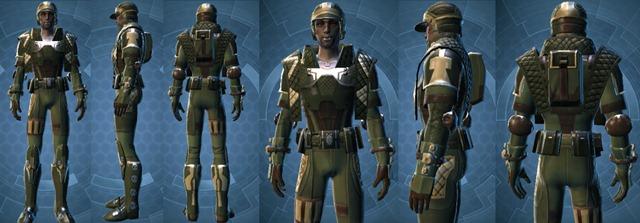 swtor-marshland-ambusher's-armor-set-galactic-ace's-starfighter-pack-male