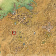eso-alik'r-desert-skyshards-guide-a-caravan's-wreckage-marks-the-path