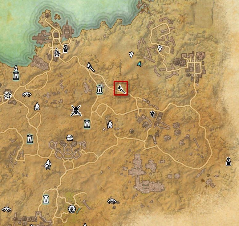 ESO Alik'r Desert Skyshards Guide - Dulfy