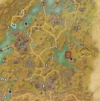 eso-bangkorai-skyshards-guide-bjoulsae-bandits'-hidden-lair