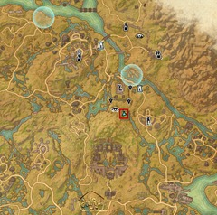 eso-shadowfen-skyshards-guide-sneak-behind-the-relic-thieves'-camp