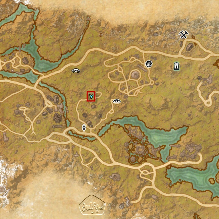 ESO The Rift Skyshards Guide - Dulfy