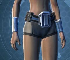 swtor-mandalorian-hunter-armor-set-hotshot's-starfighter-pack-belt-bracers