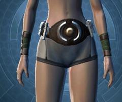 swtor-skilled-hunter-armor-set-hotshot's-starfighter-pack-belt-bracers