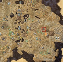 eso-coldharbour-skyshards-guide-behind-diaster-claimed-dunmer-hall