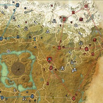 eso-cyrodiil-ebonheart-skyshards-blue-road's-trees-fall-just-down-the-hill