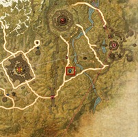 eso-cyrodiil-ebonheart-skyshards-rope-ladder-hangs-south-of-ghartok-2