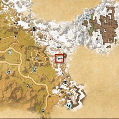 ESO CE Treasure Maps location guide - Dulfy