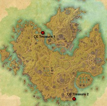 ESO CE Treasure Maps location guide - Dulfy Malabal Tor Ce Treasure Map on alik'r ce treasure map, khenarthi's roost ce treasure map, way rest ce treasure map, kenarthi roost ce treasure map, dominion ce treasure map, reapers march ce treasure map, eso stone falls ce treasure map,