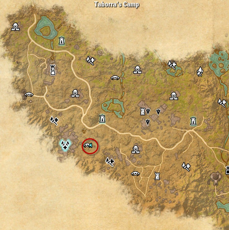 ESO Craglorn Treasure Maps Guide - Dulfy
