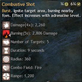 combustive shot 2