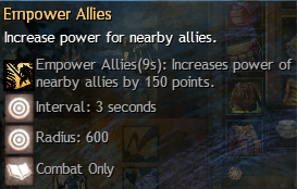 empower allies