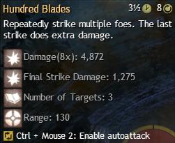 hundred blades