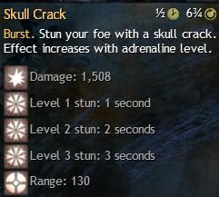 skull crack
