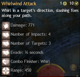whirlwind attack
