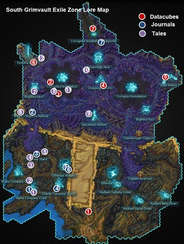 wildstar-south-grimvault-exile-zone-lore-map