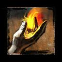 Conjure_Flame_Axe