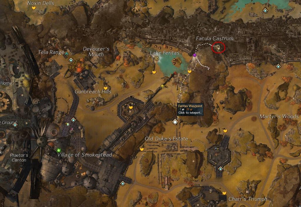 Gw2 Enchanted Key And Enchanted Map Scrap Guide Dulfy