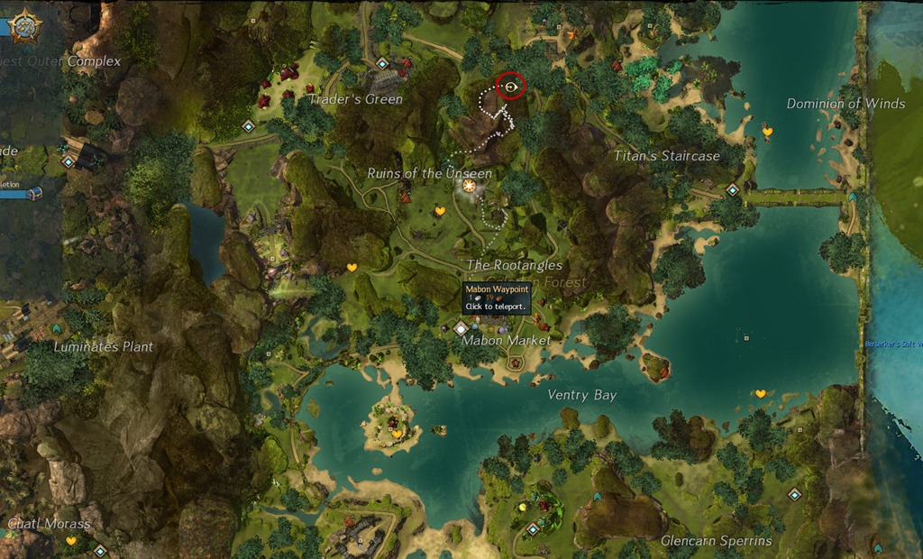 Gw2 Karte.Gw2 Enchanted Key And Enchanted Map Scrap Guide Dulfy