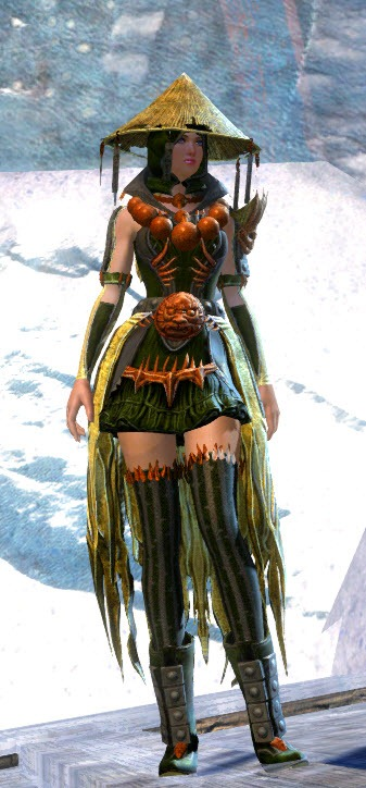 GW2 Noble Count Outfit and Hexed Outfit - Dulfy