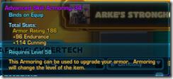 Skill Armoring 34 Purple