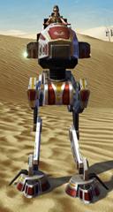BA-2 Walker - Front