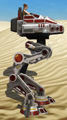 BA-2 Walker - Side