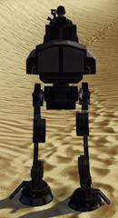 KX-7 Recon Walker - Back