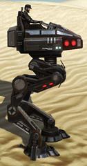 KX-7 Recon Walker - Side
