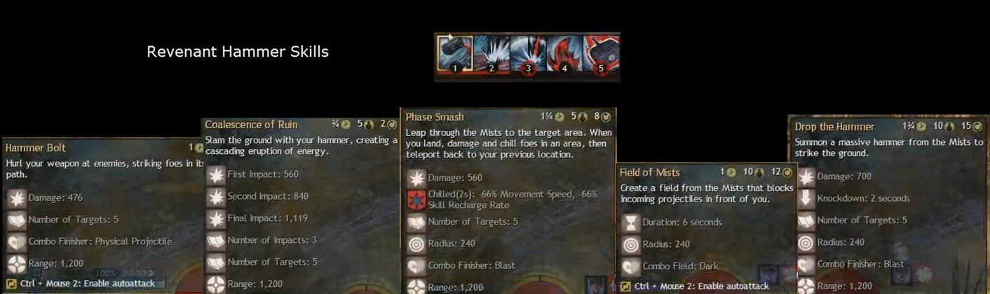 gw2-revenant-hammer-skills