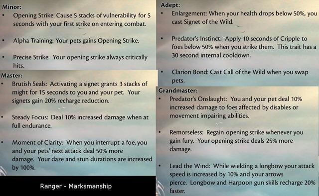 gw2-ranger-marksmanship-trait-changes