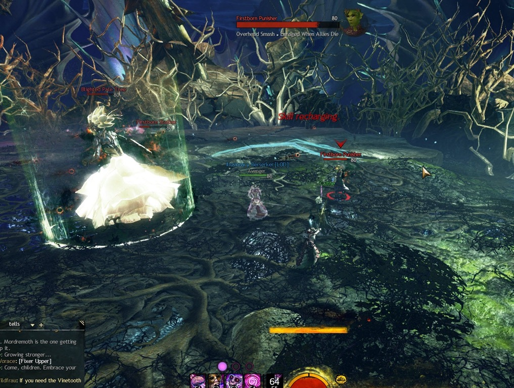 GW2 Heart of Thorns Act 4 Story Achievements Guide - Dulfy