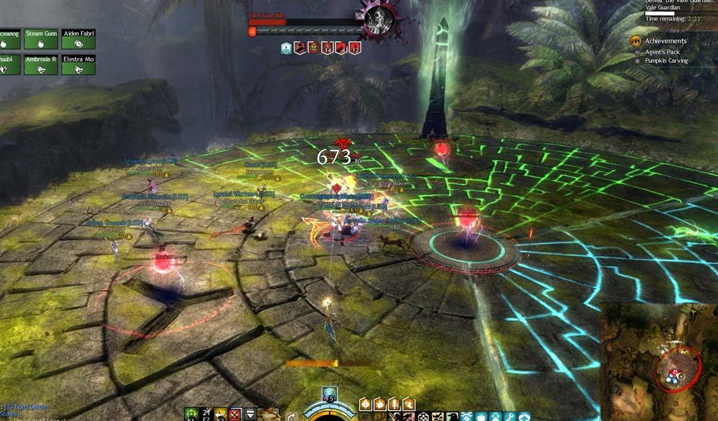 GW2 Vale Guardian Raid Boss Guide - Dulfy