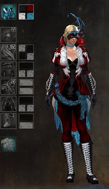 gw2 winter solstice outfit and mini snow flurry dragon dulfy. Black Bedroom Furniture Sets. Home Design Ideas