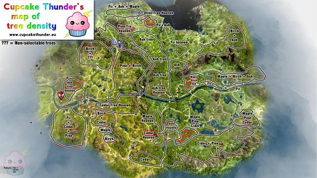 bdo-tree-map