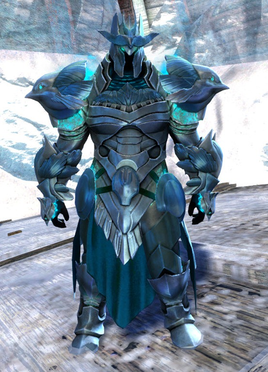 GW2 Sentinel Outfit Gallery - Dulfy