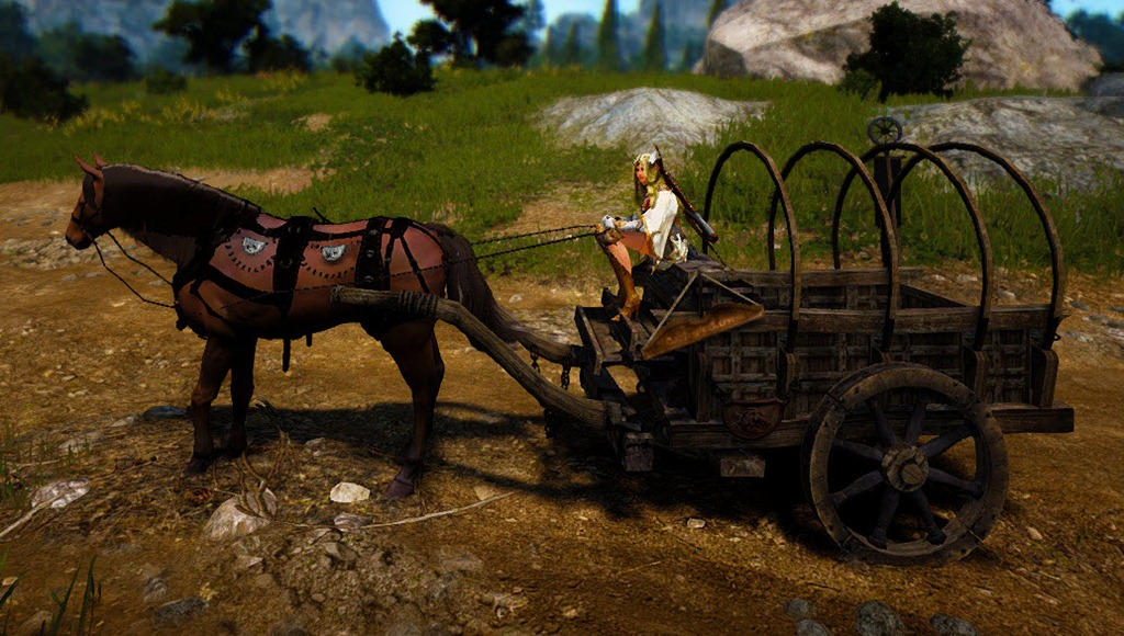 Black Desert Wagon And Wagon Parts Guide Dulfy