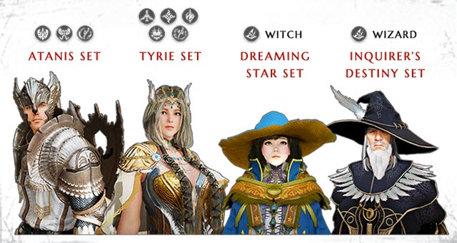 Black Desert Free 7 Day Outfit for completing Siege Tutorial