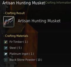 bdo-artisan-hunting-musket