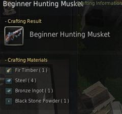 bdo-beginner-hunting-musket