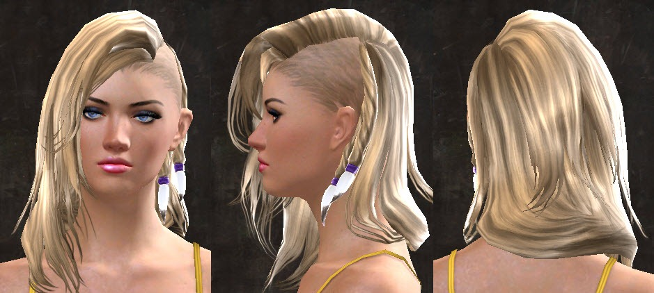 Gw2 New Hairstyles July 26 Update Dulfy Swtor Guild Wars 2 Guides