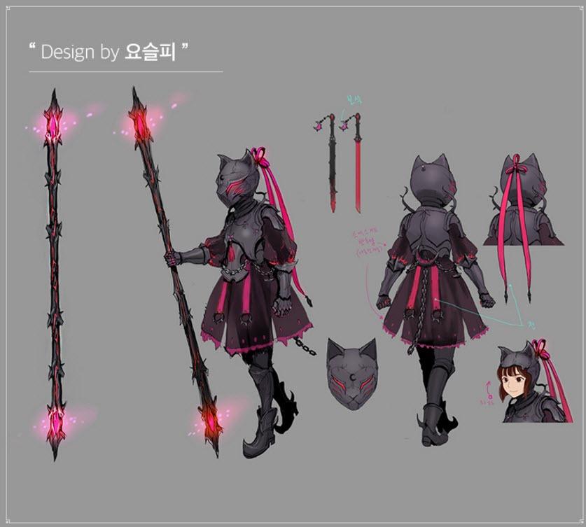Black Desert Nov 23 New Korean Costumes Dulfy
