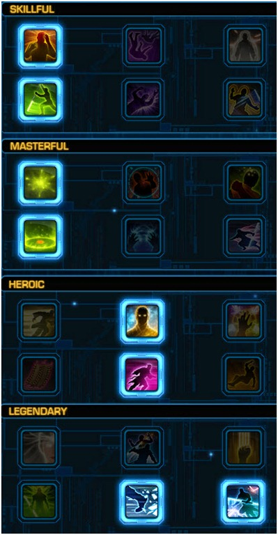 SWTOR 5 0 Kinetic Combat Shadow PvE Guide by Numy - Dulfy