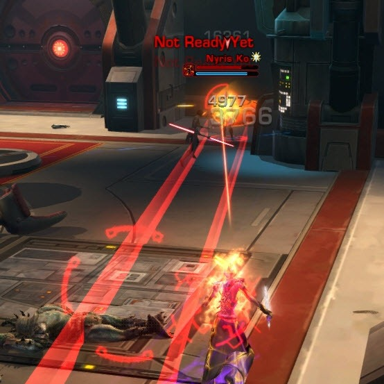 SWTOR 5.1 Uprisings Guide - Dulfy