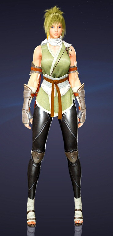 Black Desert Mystic Character Creation and Class Armor - Dulfy