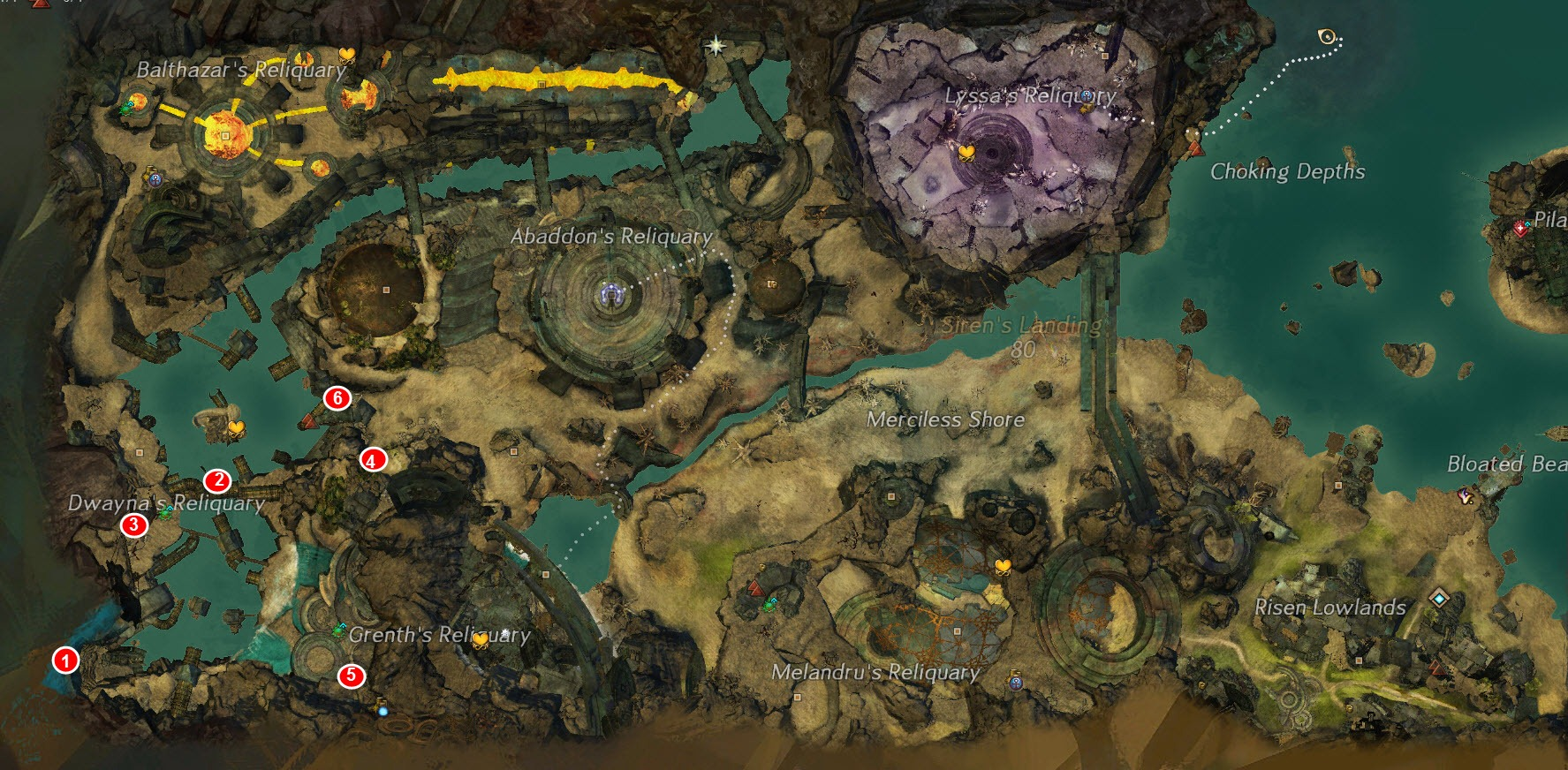 gw2-storyteller-dwayna-achievement-guide-map