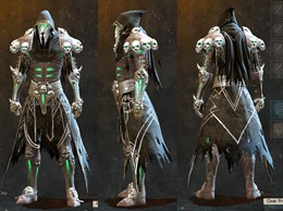 GW2 Upcoming Armor, Outfits, and Weapons from Path of Fire - Dulfy